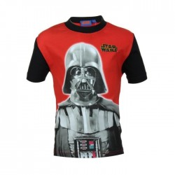 Tee shirt star wars - garçon - rouge