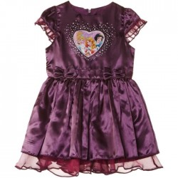 Disney princesses - robe - fille - violet