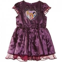 Disney princesses - robe - fille - violet