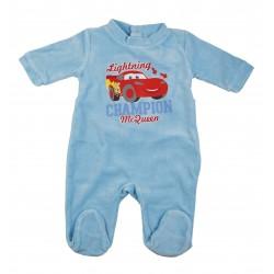 Cars - grenouillère - bébé garçon - bleu