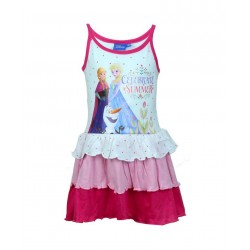 Disney la reine des neiges - robe - fille