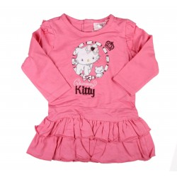 Robe bébé fille rose Charmmy Kitty