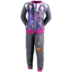 Disney Descendents - ensemble deux pièces jogging - fille - gris anthracite