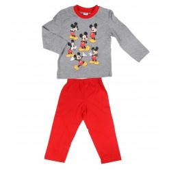 Pyjama Mickey garçon gris