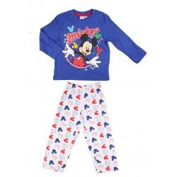 Pyjama Mickey garçon bleu