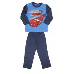 Pyjama Cars garçon bleu