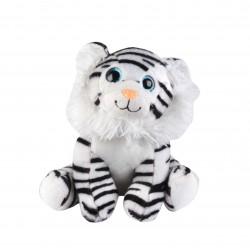 Peluche tigre bébé noir