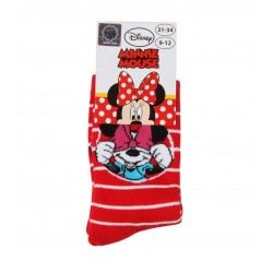 chaussettes antidérapante Minnie