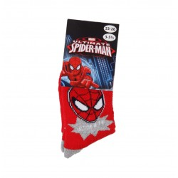 chaussettes antidérapante Spiderman