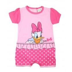 Daisy - barboteuse - bébé fille - rose