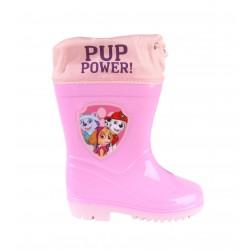 Pat Patrouille - botte de pluie - fille - rose