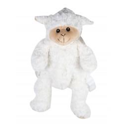 Sac à dos Mouton 45 cm - enfant - blanc