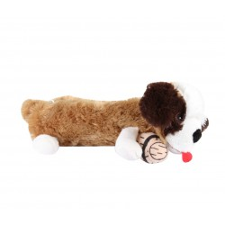Trousse saint bernard 28 cm - enfant - marron