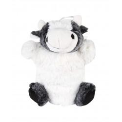 Marionnette en forme de vache 22 cm bébé