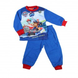 Pat Patrouille - pyjama polaire - garçon - bleu