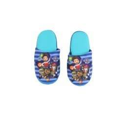 Chaussons pat patrouille - bleu - enfant