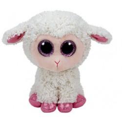 Ty - peluche Twinkle le mouton 15cm - blanc - Enfant