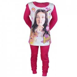 Soy Luna - pyjama deux pièces - fille - rose
