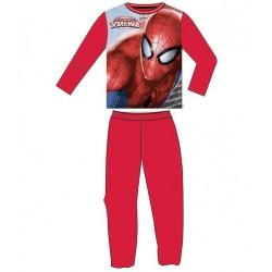 Pyjama deux pièces Spiderman - 100% coton - rouge