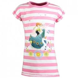 La reine des neiges - Chemise de nuit - fille - rose
