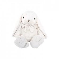 Bukowski - lapin marshmallow 35 cm - enfant