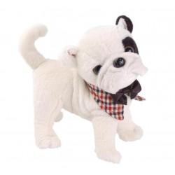 Bukowski - peluche Bulldog Gentleman 42 cm - enfant