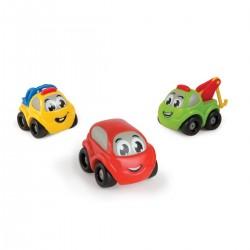 Vroom Planet - lot de deux voitures coloris aléatoire - dès 12 mois