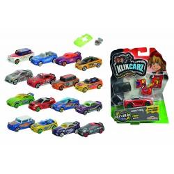 DICKIE TOYS La voiture Klikcarz Klik'N Mix voiture de jeu, multicolore