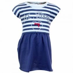 Lee cooper robe décontractée - bleu - bébé fille