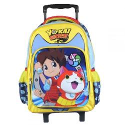 Yokai Watch - sac à dos roulette - enfant