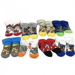 Lot de 3 paires de chaussettes Pat Patrouille modèle aléatoire - bébé garçon