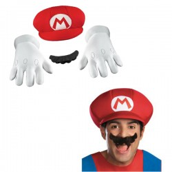 Set accessoires Mario