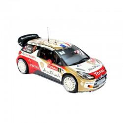 Citroen DS3 WRC 2013 miniature