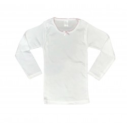 Maillot thermal manches longues 100% Coton