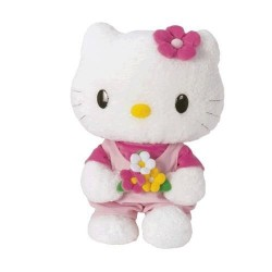 Peluche Hello Kitty 40 cm rose