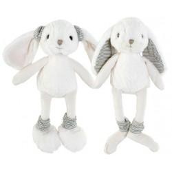 1 Doudou Bukowski lapin modèle aléatoire