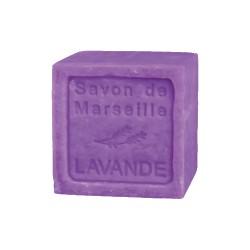 Savon de Marseille en cube 1802 le Chartelard lavande