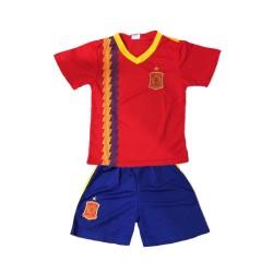 Ensemble maillot + short Espagne