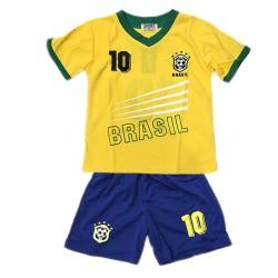 Ensemble maillot + short Brésil