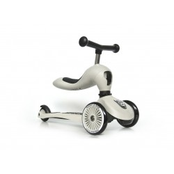Trotinette évolutive Scoot and Ride beige