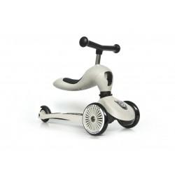 Trotinette évolutive Scoot and Ride beige