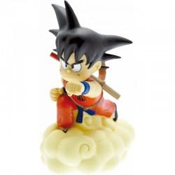Tirelire Son Goku sur son nuage magique