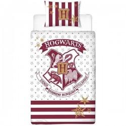 Parure housse de couette Harry Potter En coton