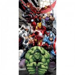 Drap de plage Avengers Marvel