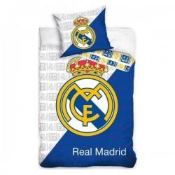 Parure Housse de couette Real Madrid - En Coton enfant 140*200