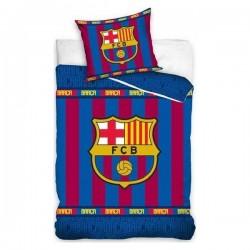 Parure Housse de couette Fc Barcelona En Coton enfant 140*200