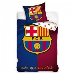 Housse de couette FC Barcelona En Coton enfant