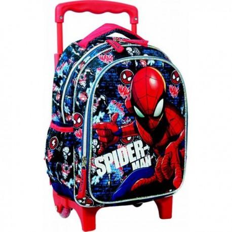 Sac à dos Trolley Spider-man 31 cm