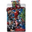 Parure Housse de Couette Avengers en Coton