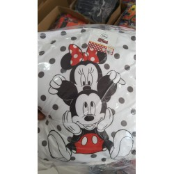 coussin mickey et minnie
